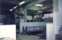 Instalação de Cozinha Industrial